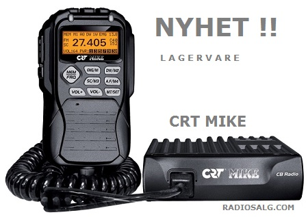 CRT MIKE Walkie Talkie