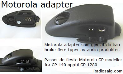 Motorola adapter