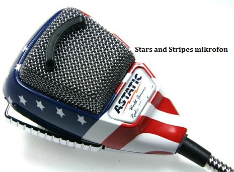 Astatic - Stars and Stripes