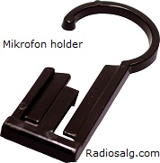 Mikrofon Holder Buddy