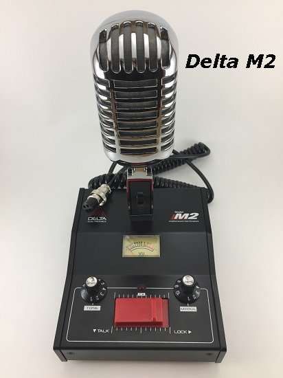 Delta M2 bordmikrofon (USA)