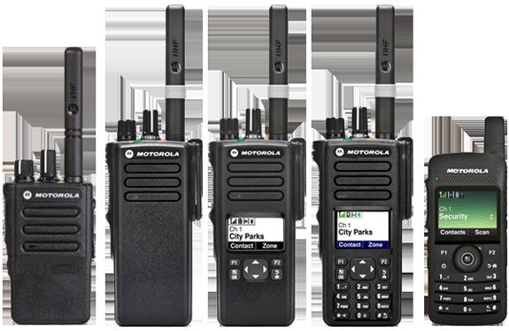 Motorola DMR radio