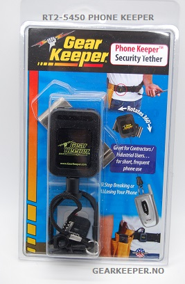 Gearkeeper RT2-5450 - Security