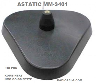 Astatic MM3401 - TRI-POD