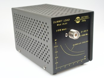 Dummy load - Zetagi 1000 watt