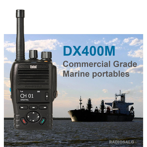 Entel DX-400M VHF Marine