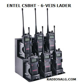 Entel 6-veis lader - CSBHT