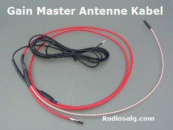 Sirio GainMaster kabel