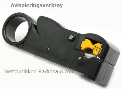 Rotary Cable Stripper