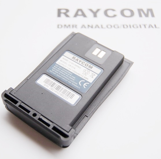 Raycom CB-01A Batteri Li-On